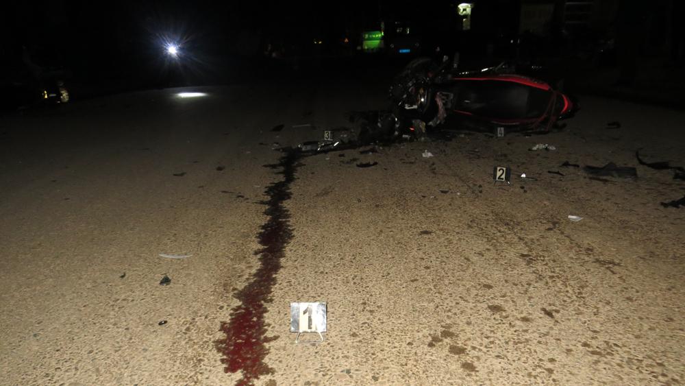 Tai nạn giao thông nghiêm trọng tại huyện Sơn Động, 2 người tử vong